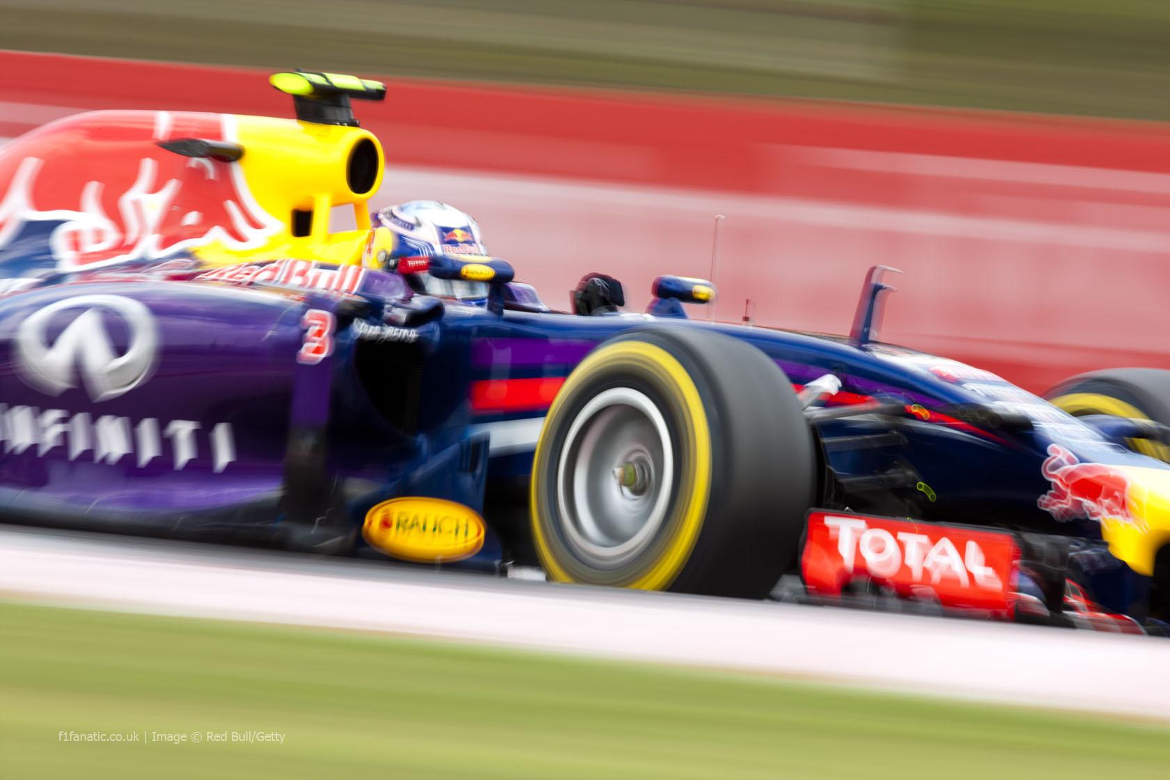 Daniel Ricciardo, Red Bull, Hockenheimring, 2014