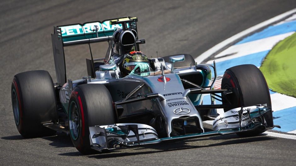 2014 German Grand Prix result