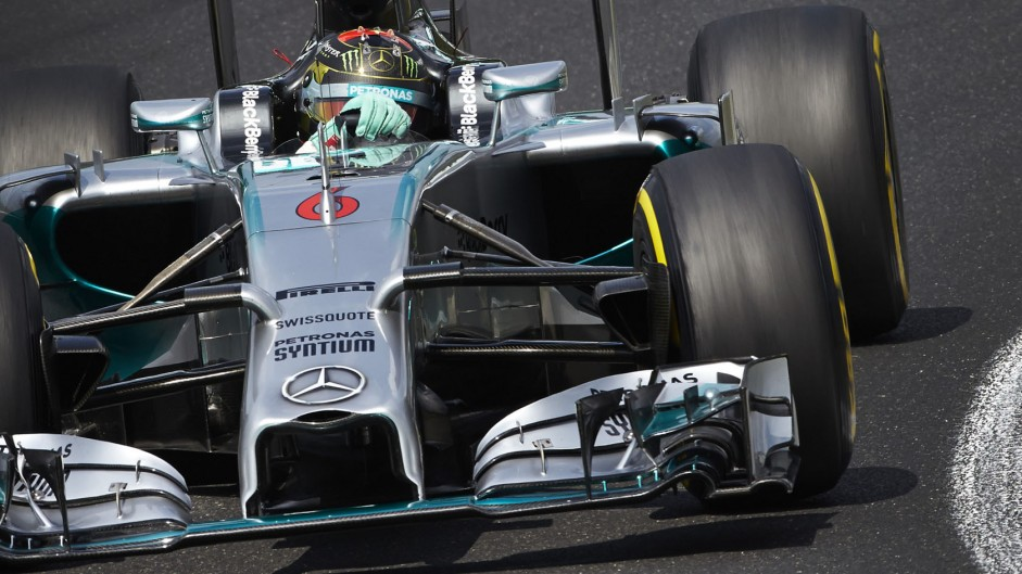 Should Mercedes have used team orders on Hamilton?