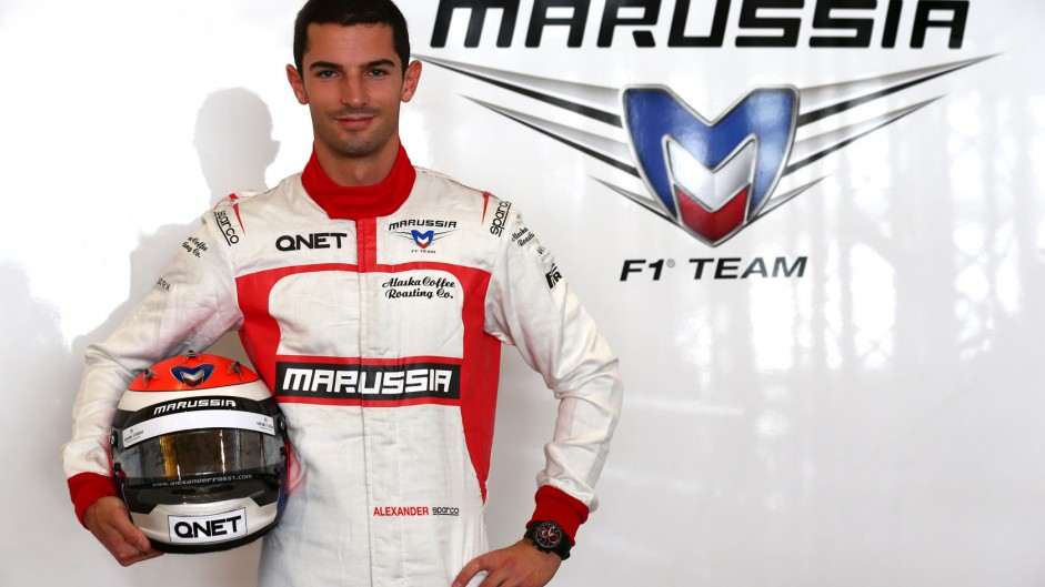Rossi nominated to stand in for Bianchi at Marussia