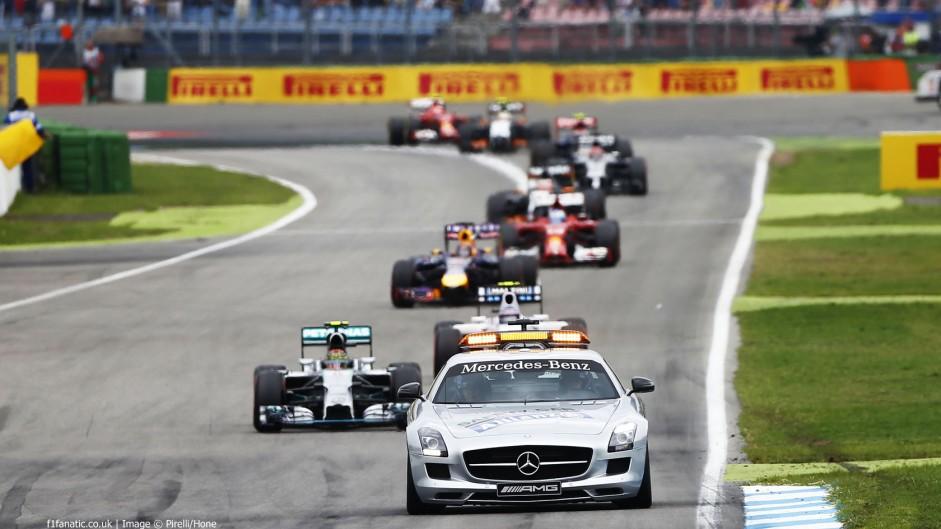 Hockenheim continues 2014's run of top races
