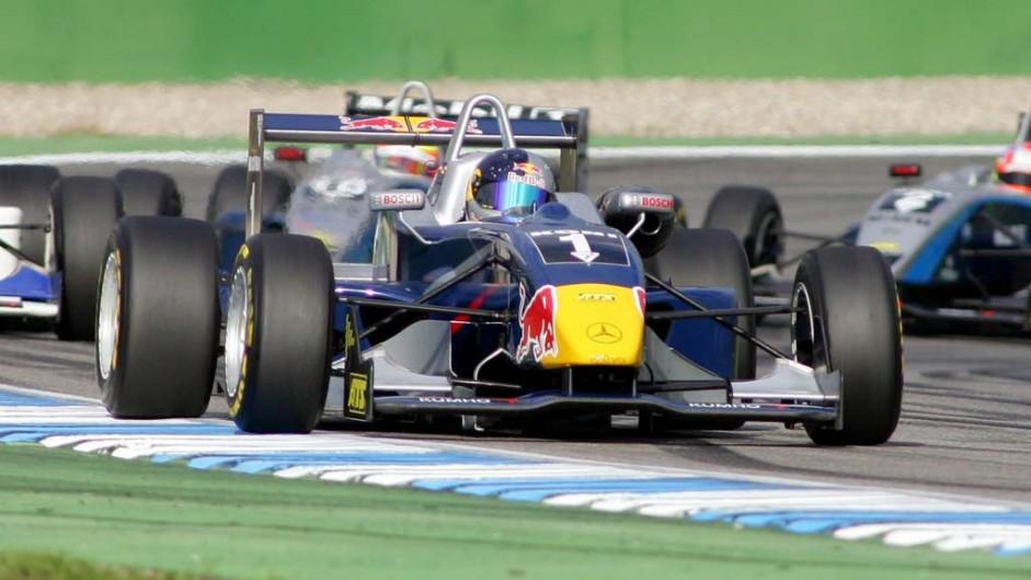 Sebastian Vettel, F3 Euroseries, Hockenheimring, 2006