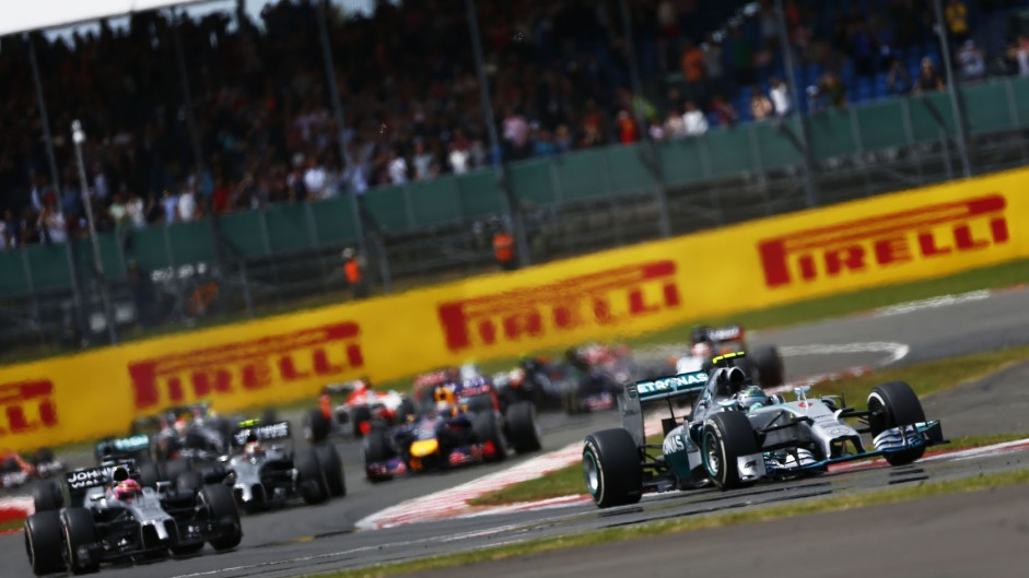 Vote for your 2014 British GP Driver of the Weekend