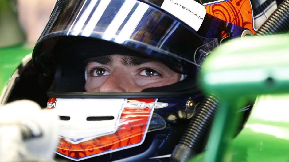 Will Stevens to make F1 race debut in Abu Dhabi