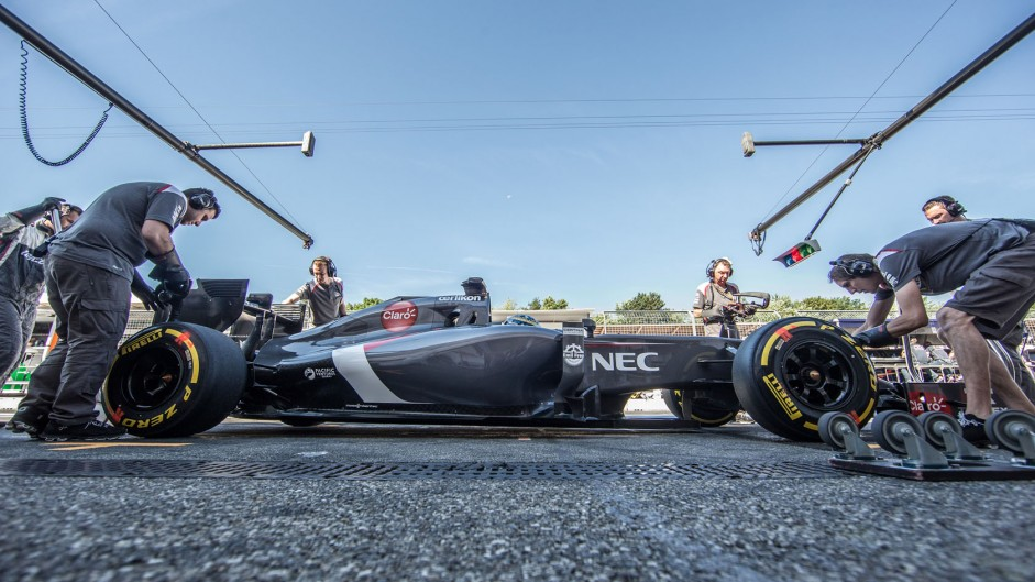 Sauber's growing plight should set alarm bells ringing