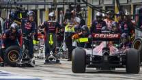 Jean-Eric Vergne, Toro Rosso, Hungaroring, 2014