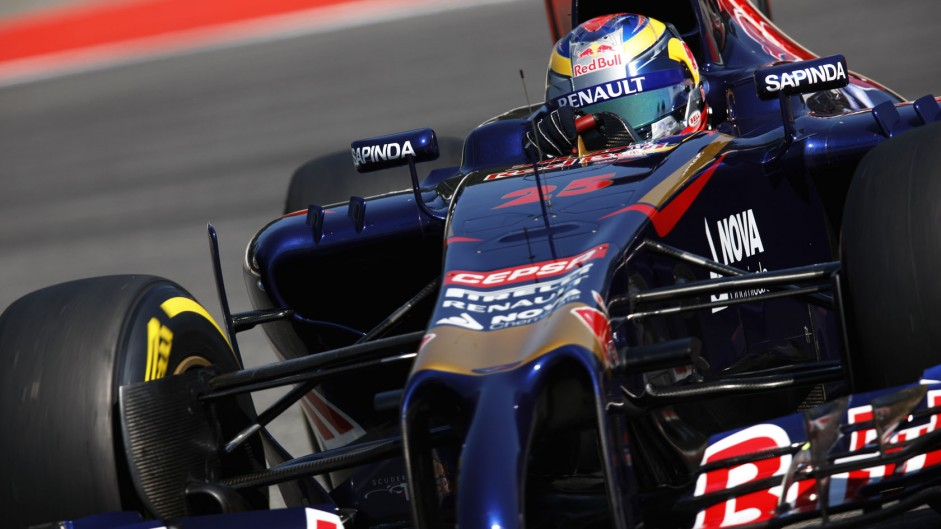Vergne handed first penalty point by stewards