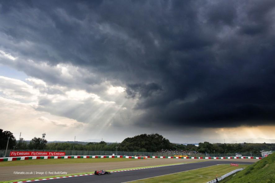 Jean-Eric Vergne, Toro Rosso, Suzuka, 2014