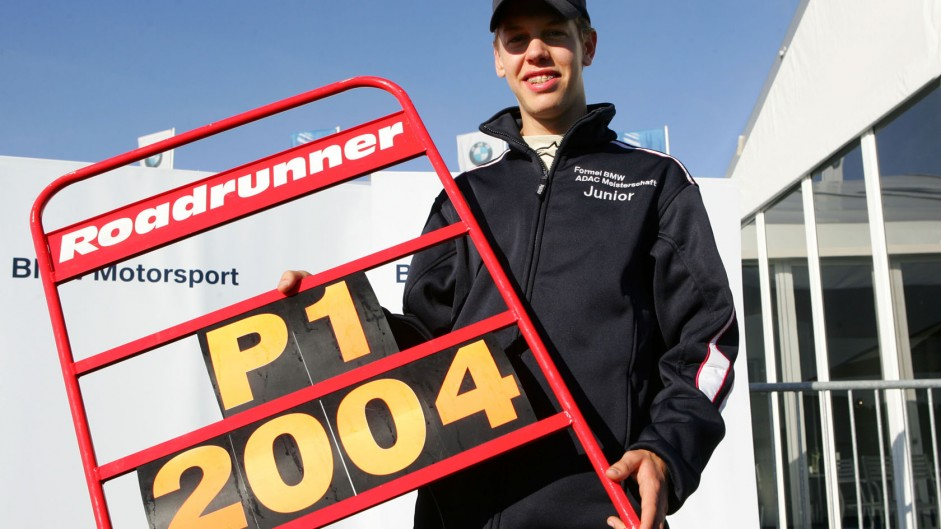 Sebastian Vettel's Route to F1