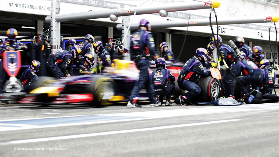 2014 German Grand Prix tyre strategies and pit stops