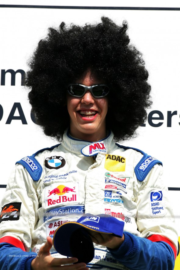Sebastian Vettel, Formula BMW, 2004