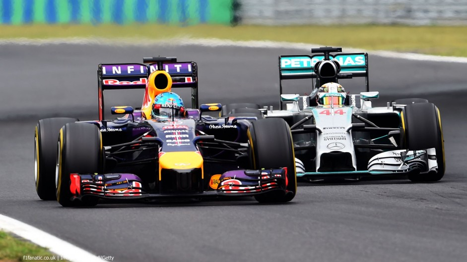 2014 Hungarian Grand Prix in pictures