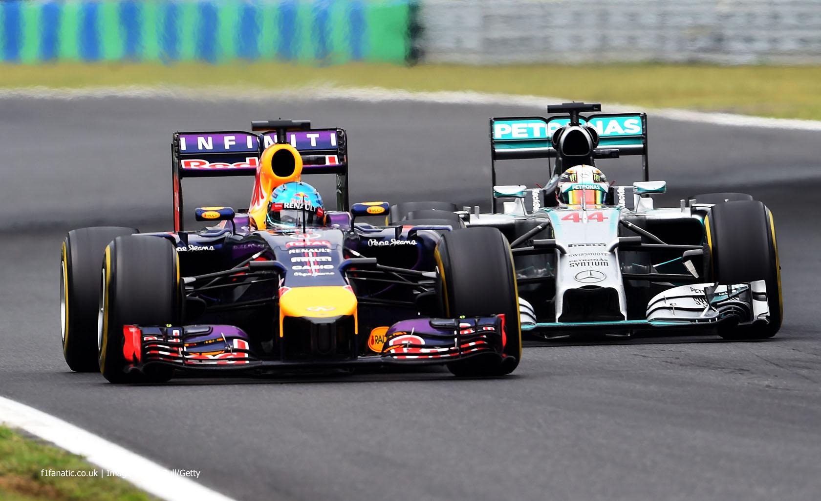 Sebastian Vettel, Red Bull, Hungaroring, 2014