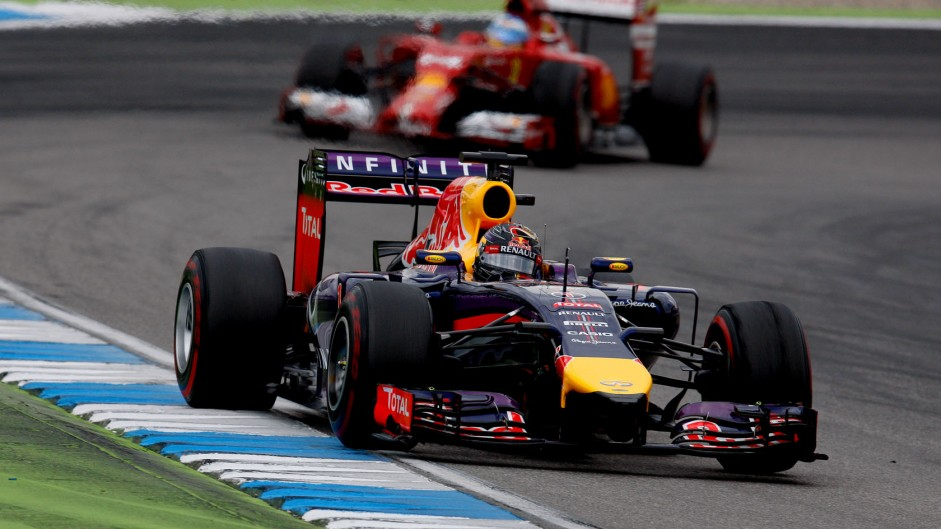 Rate the race: 2014 German Grand Prix