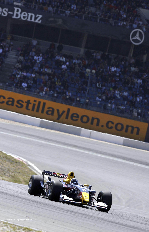 Sebastian Vettel, Carlin, Formula Renault 3.5, Nurburgring, 2007