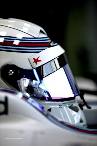 Susie Wolff, Williams, Silverstone, 2014