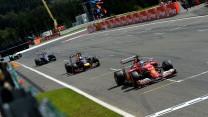 Fernando Alonso, Ferrari, Spa-Francorchamps, 2014