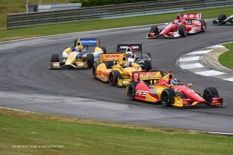 IndyCar, Barber Motorsports Park, 2014