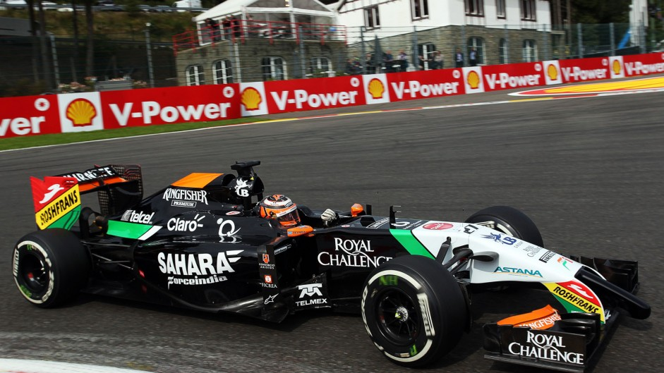 Hulkenberg says mistakes cost him a place in Q2