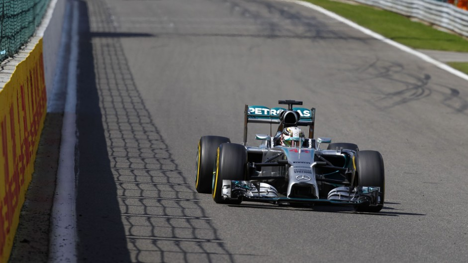 Why Mercedes didn't retire Hamilton sooner