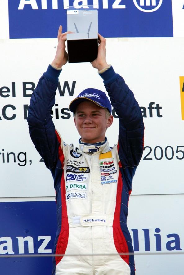 Nico Hulkenberg, Formula BMW, 2005