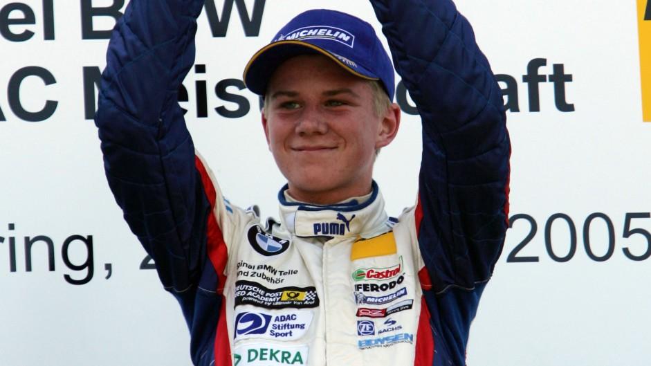 Nico Hulkenberg's Route to F1