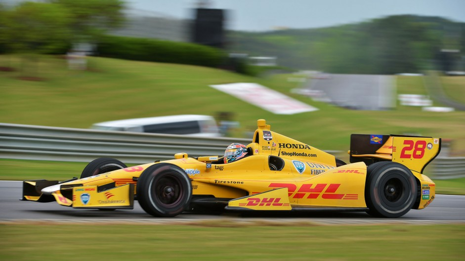 Live: IndyCar Mid-Ohio Indy 200