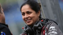 Monisha Kaltenborn, Sauber, Spa-Francorchamps, 2014