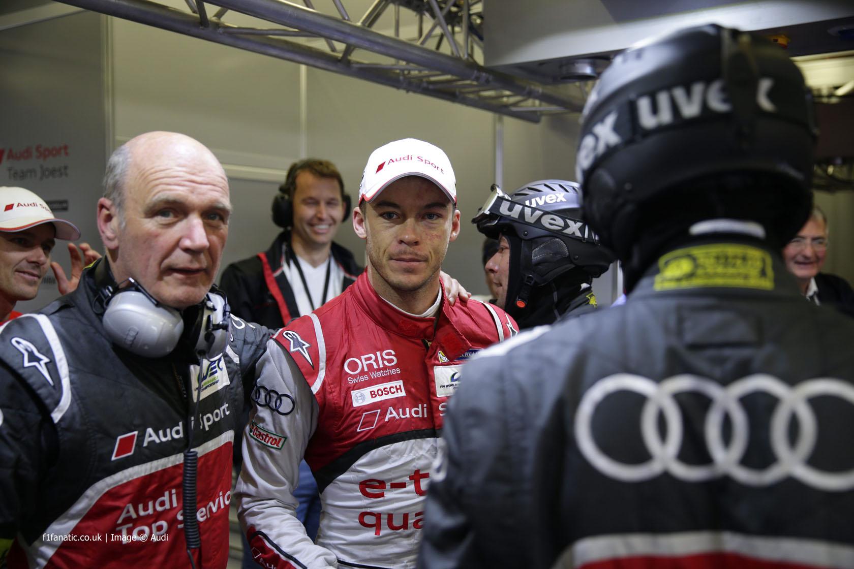 Andre Lotterer, Audi, 2014