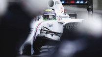 Felipe Massa, Williams, Spa-Francorchamps, 2014