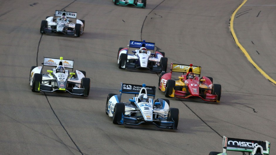 Live: 2014 IndyCar Wisconsin 250