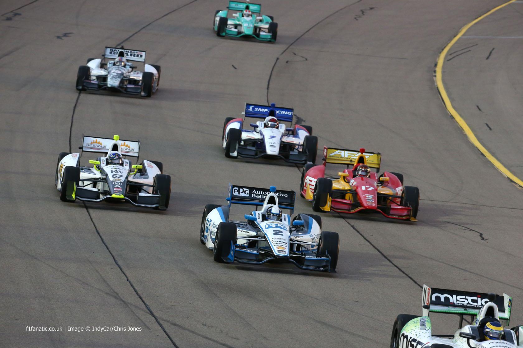IndyCar, Iowa, 2014
