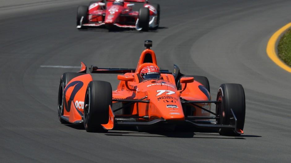 Live: 2014 IndyCar season finale – Fontana 500