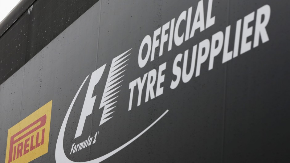Pirelli sign Spa-Francorchamps, 2014