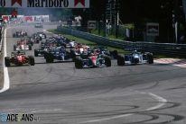 Hill handed win as Schumacher is thrown out