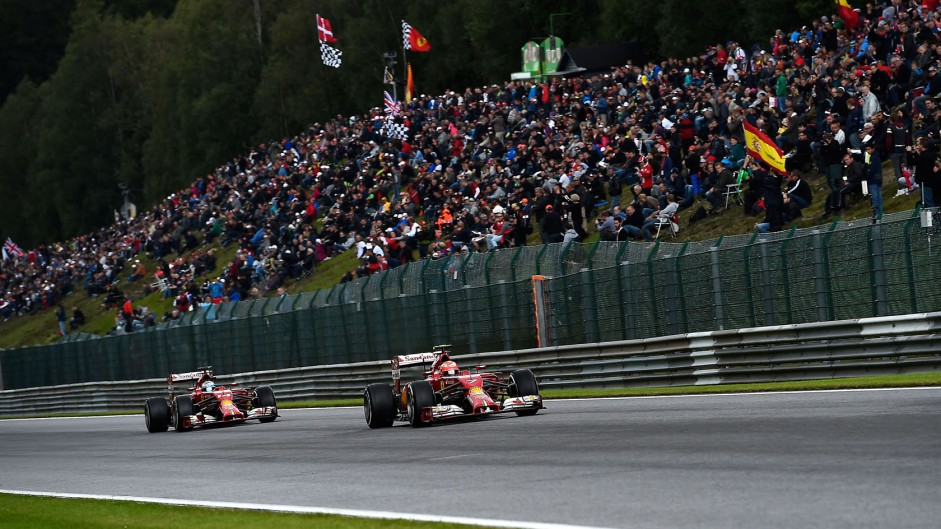 Aggressive two-stop plan helps Raikkonen to fourth