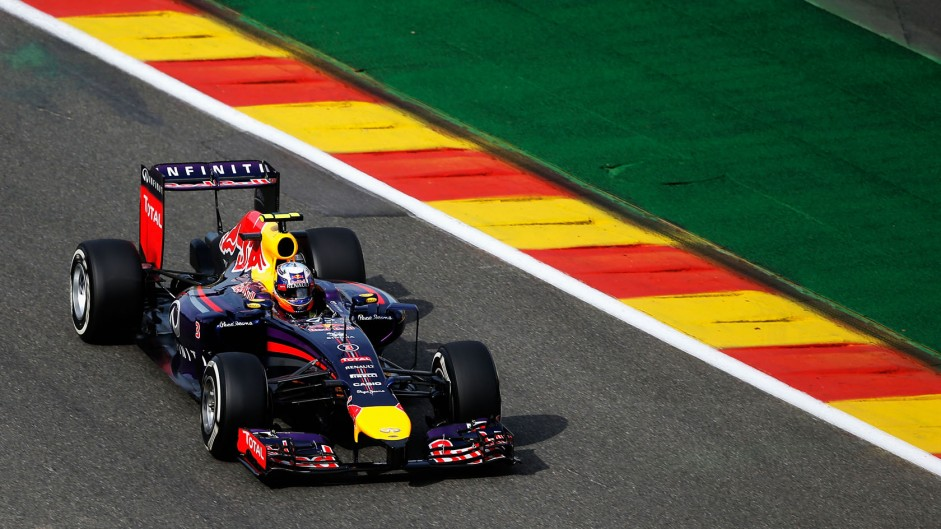 "Ricciardo satisfied by ""calculated"" win"