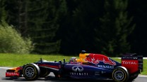 Sebastian Vettel, Red Bull, Spa-Francorchamps, 2014