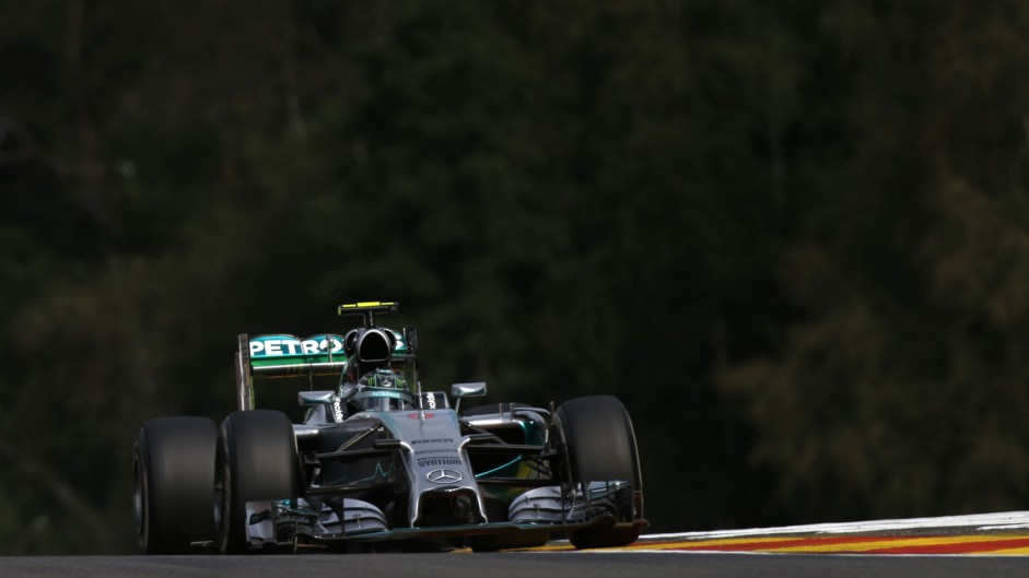 "Mercedes takes ""disciplinary measures"" as Rosberg accepts blame"