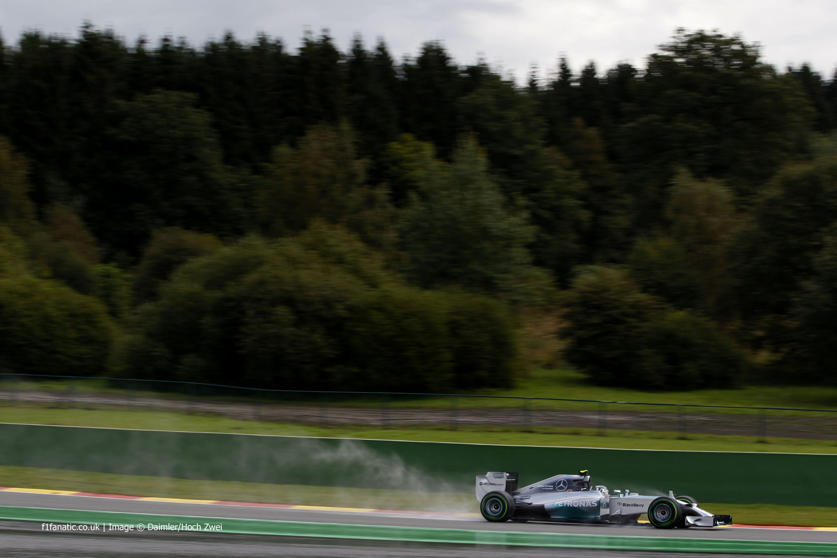Nico Rosberg, Mercedes, Spa-Francorchamps, 2014