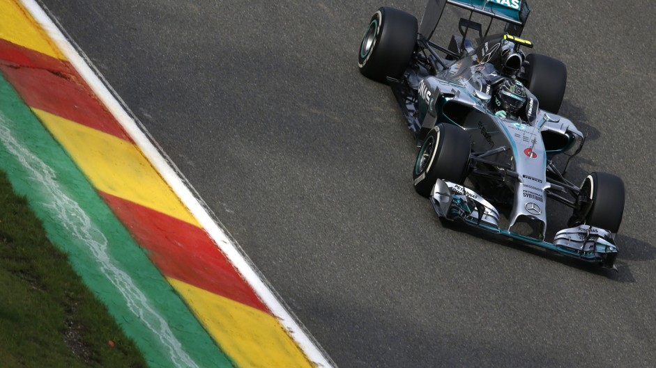 2014 Belgian Grand Prix championship points