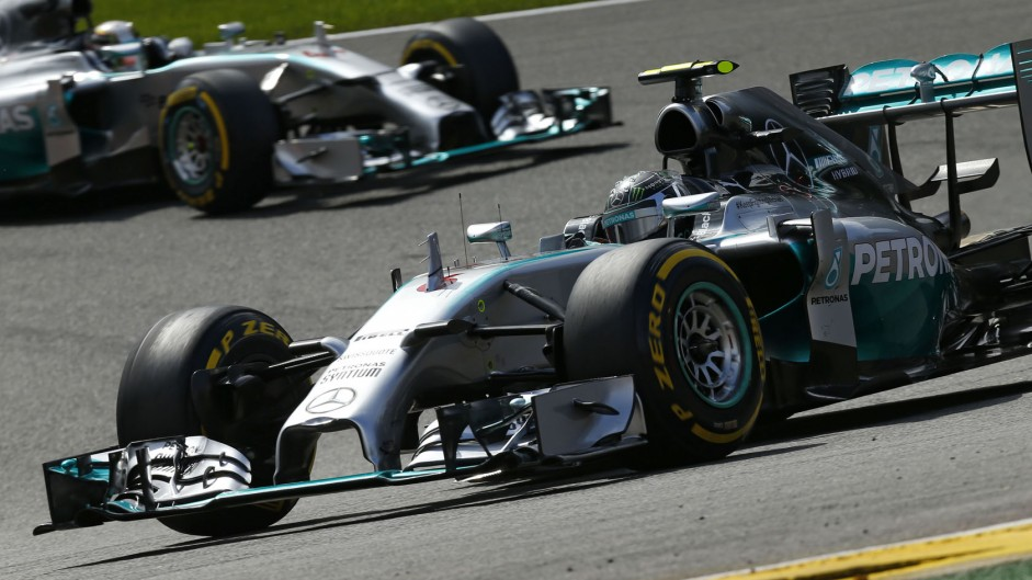 Mercedes should back one driver – Briatore