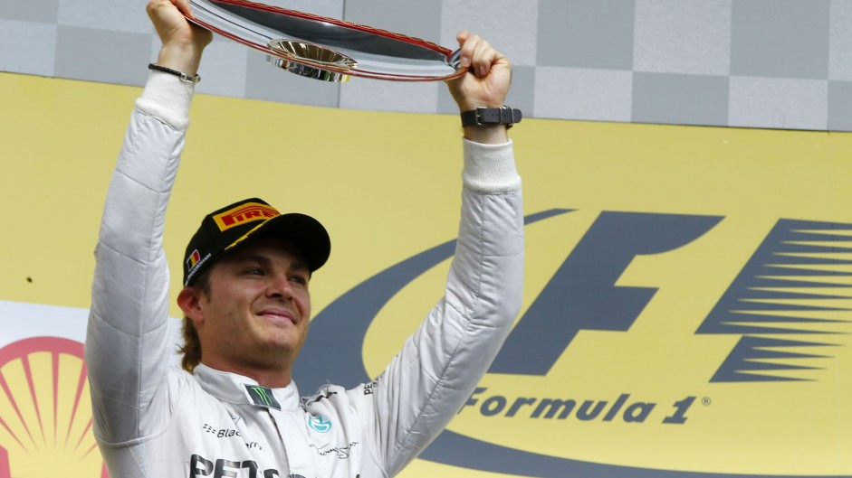 2014 Belgian Grand Prix fans' video gallery