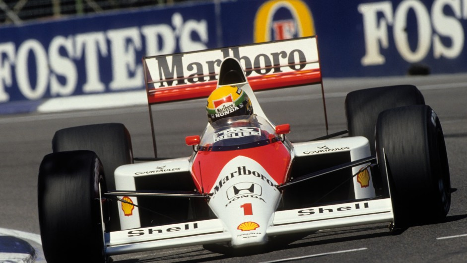 Vettel one win away from equalling Senna