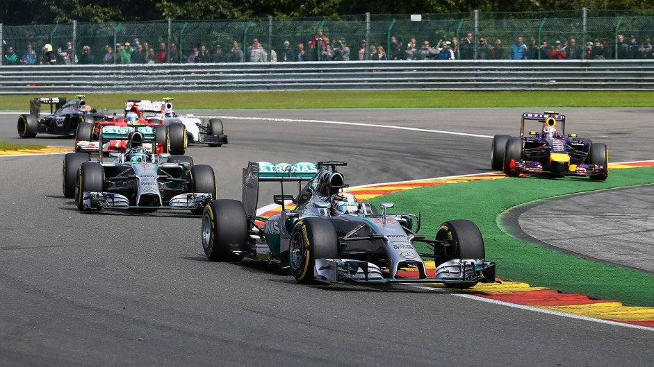 Spa serves up another race to remember