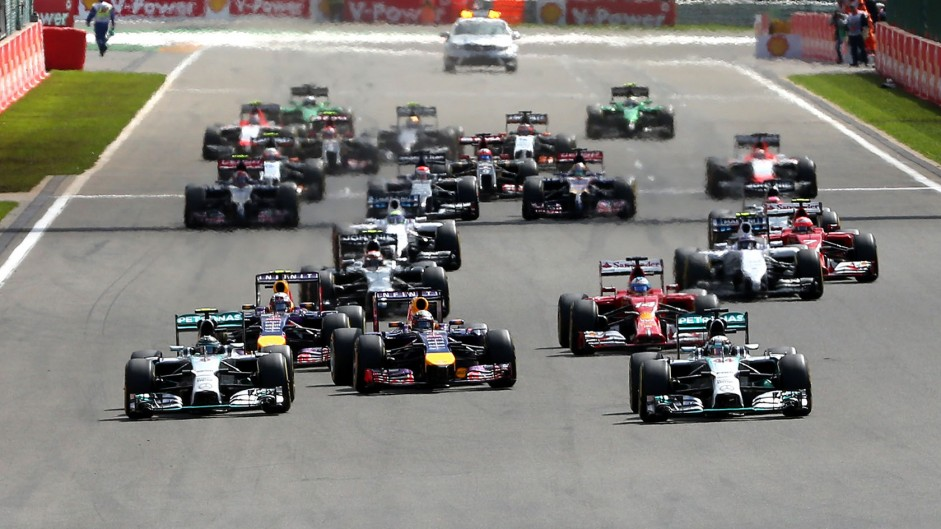 It's time to define and defend the DNA of Formula One
