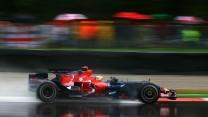Sebastien Bourdais, Toro Rosso, Monza, 2008