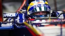Jean-Eric Vergne, Toro Rosso, Spa-Francorchamps, 2014