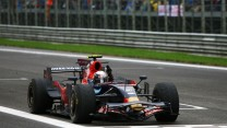 Sebastian Vettel, Toro Rosso, Monza, 2008