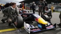 Max Verstappen, European Formula Three, Van Amersfoort Racing, Nurburgring, 2014